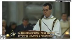 Ceremonia in care Papa Francisc pretinde ca Lucifer este tatal lui Isus ...