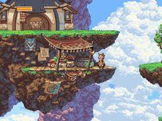 Owlboy (pixel art game) - Imgur