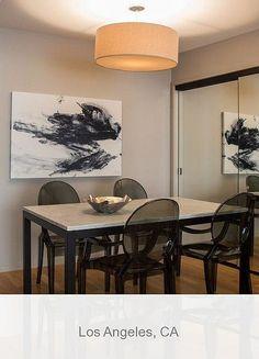 17 best los angeles apartment rental decor images on pinterest 3 4
