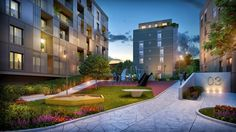 BRATISLAVA | Projects and Construction Updates XXII | 2016 - SkyscraperCity Bratislava, Construction, Gardens, Interiors, Mansions, Decoration, House Styles, Projects, Home Decor