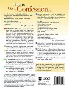 How to Go to Confession. Catholic. Catholics. Catholicsm. Sacraments. Church