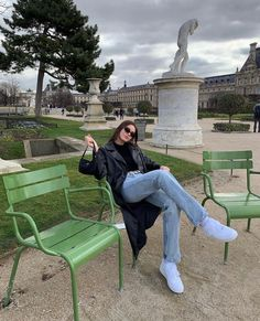 47 best ideas for travel clothes women europe winter casual Looks Style, Looks Cool, Look Fashion, Fashion Outfits, Mein Style, Travel Clothes Women, Winter Fits, Thrift Fashion, Aesthetic Clothes