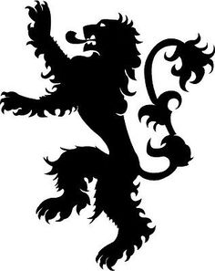 Game of #thrones #house lannister logo vinyl car decal #sticker 18cm x 14cm,  View more on the LINK: http://www.zeppy.io/product/gb/2/252475194843/