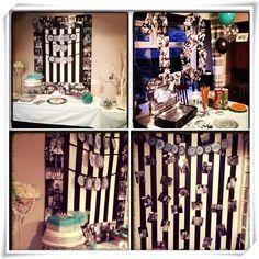 18th Birthday Party Tiffany Blue Style