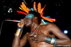 Saul Williams - The inevitable rise and liberation of Niggy Turdust