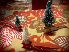 Christmas gift clips, made by Roya Young!