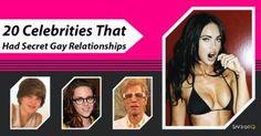 20 Celebrities That Had Secret Gay Relationships | Viral IQ