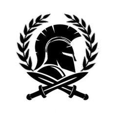 Spartan Logo, Spartan Tattoo, 3 Percenter Tattoo, Hand Tattoos, Sleeve Tattoos, Tatoos, Punisher Skull Tattoo, Helm Tattoo, Super Hero Tattoos