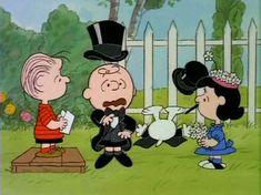 Snoopy's Getting Married, Charlie Brown, 1985