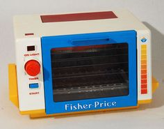 Vintage Fisher Price oven
