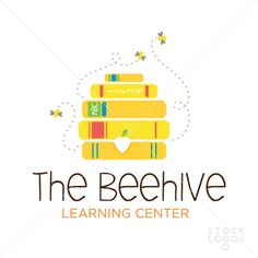 The Beehive Learning Center logo