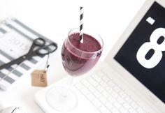 Therez.se - #smoothie #blueberrysmoothie