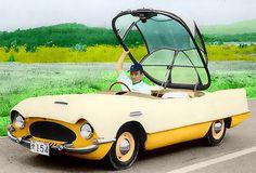 Toyota Sports Prototype 697cc 1957