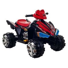 Electric 4 Wheeler For Toddlers