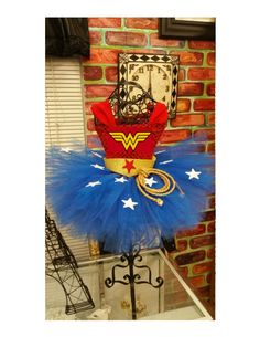 Wonder Woman tutu dress, wonder woman tutu with cape, Wonder Woman Birthday, Wonder Woman Birthday tutu, wonder woman childrens cape by parisianbridal on Etsy Wonder Woman Tutu, Wonder Woman Birthday, Wonder Woman Party, Tutu Costumes, Toddler Costumes, Costume Ideas, Ballerina Halloween Costume, Halloween Costumes, Crochet Tutu Dress
