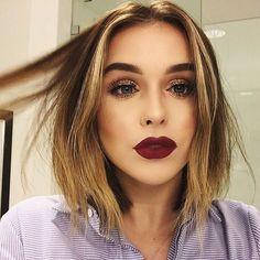 acacia brinley, makeup, and hair image