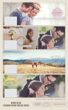 Custom Facebook Timeline Covers - News & Musings - Photographer Photoshop Templates and Marketing Materials