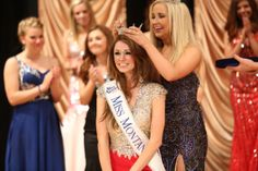 Miss Montana 2014 - Crowning moment