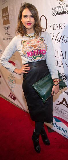 Jessica Alba Proves