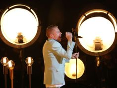 Macklemore & Ryan Lewis Raise The Flag For 'Same Love' At VMAs- Duo joined onstage at Barclays Center by Mary Lambert and surprise guest Jennifer Hudson.