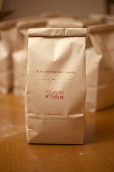 No. 1 AllPurpose Flour with Organic Grains by glutenfreegourmand, $11.00 would love to make this..