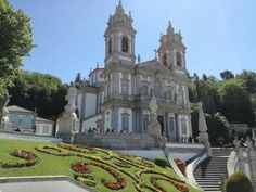 Bom Jesus do Monte, Braga - Portugal