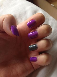 Gel polish on natural nails x