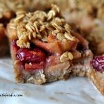 Awesome Apple Cranberry Bars