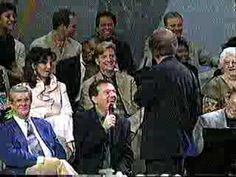 """Mark Lowry & Bill Gaither Comedy/""""Turn Your Radio On""""--good comedy...the video is not the best but it's a great time to listen to the music after laughing at the antics of Mark and Bill"""