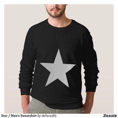 Star / Men's Sweatshirt