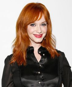 For women with red hair and fair skin, donning bright makeup can be pretty daunting. Not so fast, says makeup artist Vanessa Scali, noting that said fear ought to be confounded. For proof, look no further than Scali's work on Christina Hendricks,