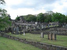Edinburgh, grave yard