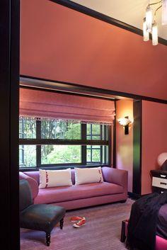 KELLY WEARSTLER | INTERIORS. Evergreen Residence, Girl's Bedroom