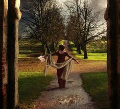pride & prejudice, elizabeth bennet  http://www.etsy.com/listing/81567145/pride-and-prejudice-portrait-of