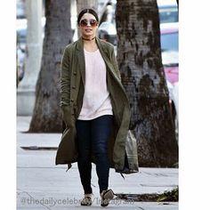 Celebrity Style | 海外セレブ最新ファッション情報 : 【ヴァネッサ・ハジェンズ】タイトにまとめたヘアスタイルが素敵!妹と一緒にお出かけ!