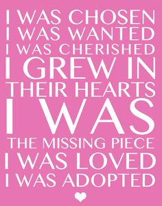 Made this for a very #beautiful #family that just finalized their #adoption.  <3