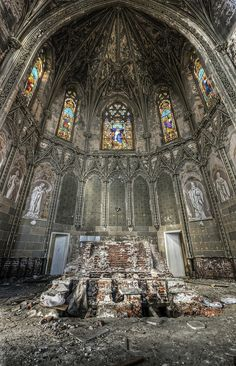 photos of abandoned places - Google Search