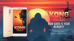 Honor Becomes Official Partner Of 'Kong: Skull Island' Movie #Android #Google #news