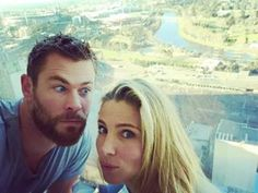 Chris Hemsworth and Elsa Pataky | 26 Celebrity Couples Who Will Restore Your Faith In Love