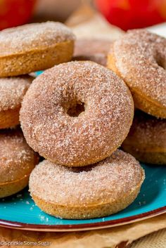 Fluffy spiced donuts spiked with apple cider androlled in cinnamon spice sugar. They're baked rather than fried and you won't miss it! I am super excited for this weekend. I'm inmy cousin's wedding and I know it's just going to be a blast! I'm so happy and excited forherbecause she is seriously such an amazing...Read More »