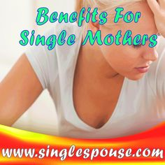 Pop over to this web-site http://www.singlespouse.com/single-parents-benefits/ for more information on Benefits For Single Mothers. Many governments work together with construction and housing corporations to build low cost homes for single parents as another of great Benefits For Single Mothers. It may take a couple of years to build low cost housing but it is worth the wait.  Follow Us : http://storify.com/SingleParents