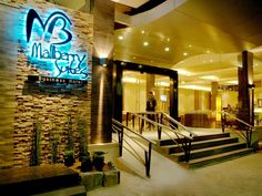 Cagayan De Oro Mallberry Suites Business Hotel Philippines, Asia Ideally located in the prime touristic area of Cagayan De Oro City Center, Mallberry Suites Business Hotel promises a relaxing and wonderful visit. The hotel offers a high standard of service and amenities to suit the individual needs of all travelers. To be found at the hotel are free Wi-Fi in all rooms, 24-hour security, daily housekeeping, fax machine, photocopying. Some of the well-appointed guestrooms featur...