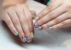 Manicure hybrydowy www.naillook.pl