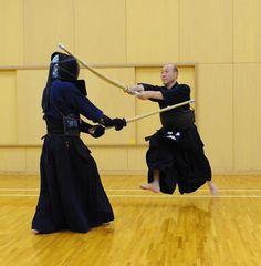 Tani Katsuhiko Sensei #kendo #budo #giappone