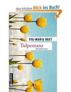 Tulpentanz by Eva-Maria Bast #bookcover  #bookcoverdesign