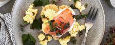 Knödelherzen mit Dinkel Knödelbrot von LAND-LEBEN Puffer, Bakeware, Healthy Recipes, Brot, Life