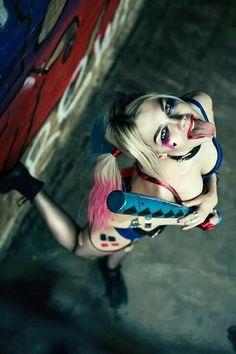 Zlata Glazunova is Harley Quinn - Hentai Cosplay Dc Cosplay, Cosplay Anime, Cosplay Girls, Batman Cosplay, Harley Quinn Et Le Joker, Margot Robbie Harley Quinn, Harley Quinn Cosplay, Harley Quinn Tattoo, Dc Comics