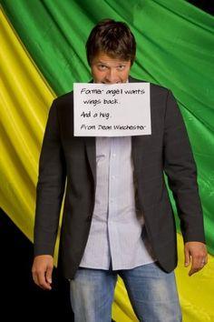 Misha Supernatural