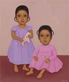 Las hermanitas By Gustavo Montoya