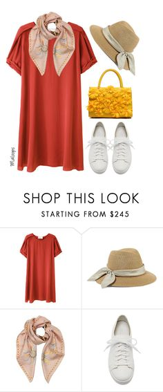 """""""~You look like a movie, you sound like a song~"""" by maloops ❤ liked on Polyvore featuring 3.1 Phillip Lim, Eugenia Kim, Roberto Cavalli, Santoni, tshirtdresses and 60secondstyle"""